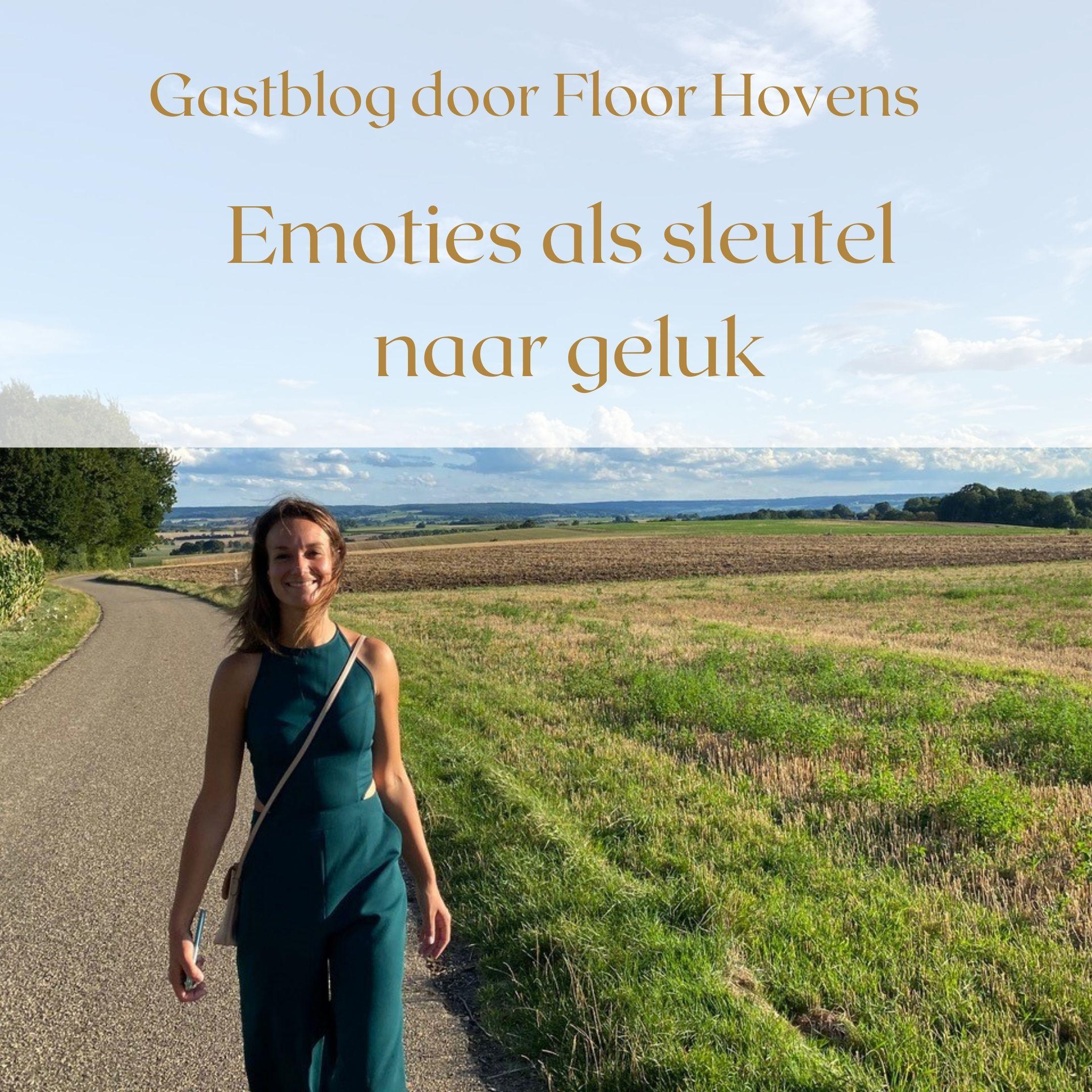 Emoties als sleutel naar geluk