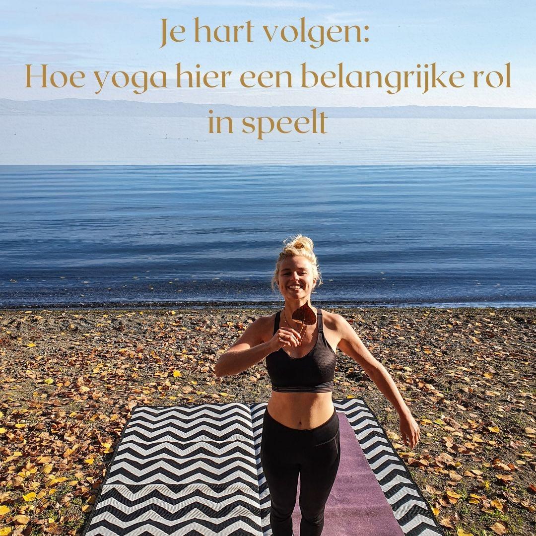 Je hart volgen: hoe yoga hier voor Lisa een belangrijke rol in speelt Reisstel.nl