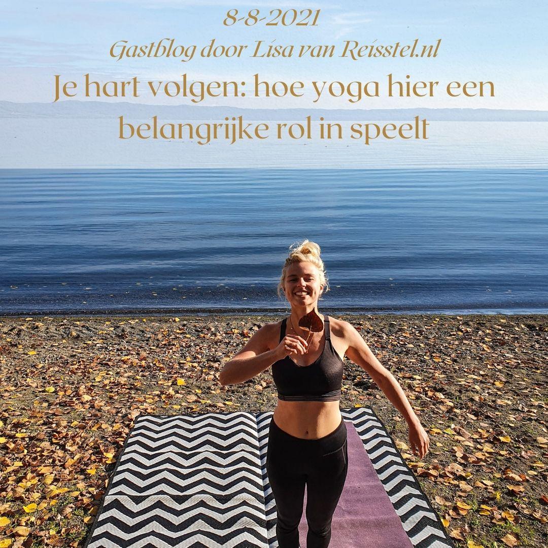 Reisstel.nl Blog Yoga